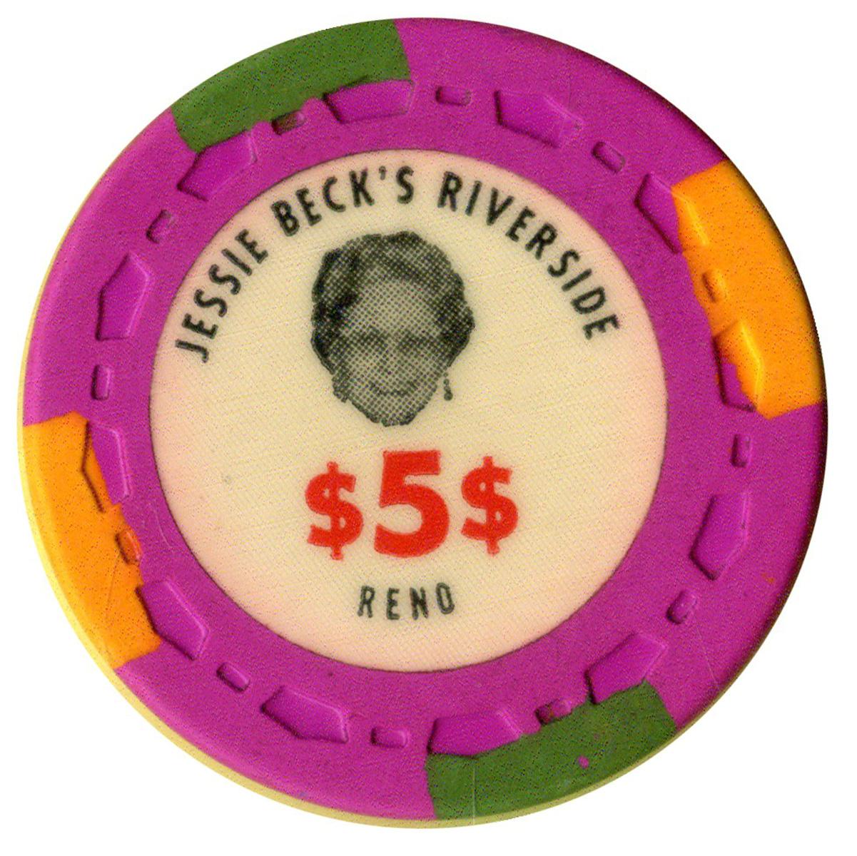 Jessie Becks Riverside Hotel/Casino Reno, NV